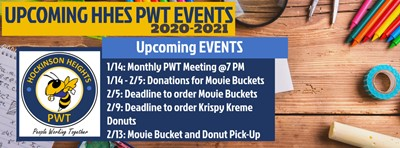 upcoming hhes pwt events 2020-2021